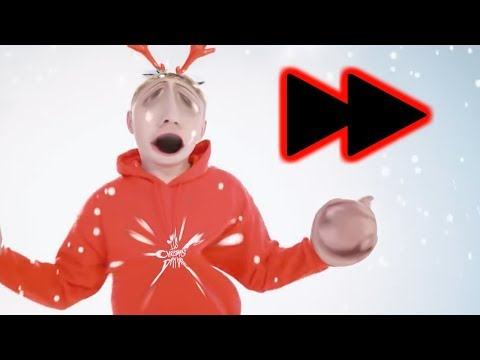 Jake Paul - 12 Days Of Christmas but every time they say Christmas the video gets faster