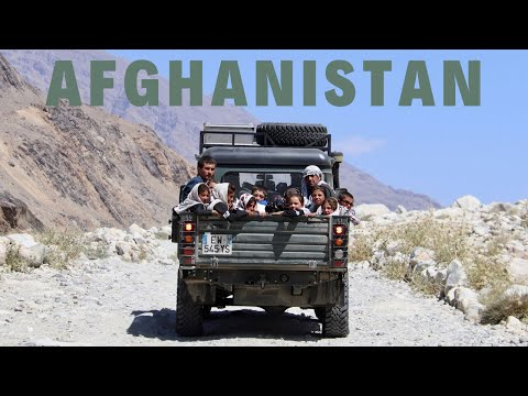AFGHANISTAN with our Defender (Ep93 GrizzlyNbear Overland)
