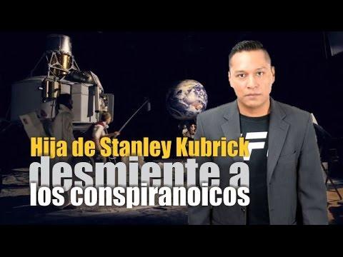 Hija de Stanley Kubrick responde a Teóricos de la Conspiración