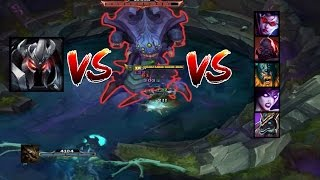 lol-moments-5-epic-mordekaiser-solo-baron-then-1v5-pentakill-league-of-legends