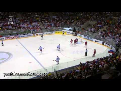 Kanada - Rusko: čtvrtfinále MS v hokeji 2011 (obsáhlý sestřih) from YouTube · Duration:  14 minutes 58 seconds