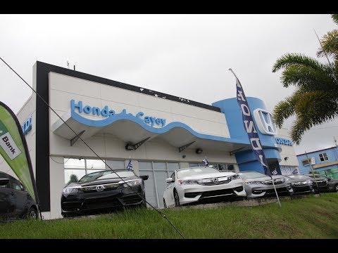 Honda de Cayey