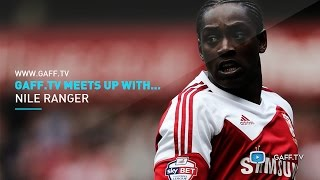 GAFF.TV Meets Up With... - Nile Ranger @NilePowerRanger