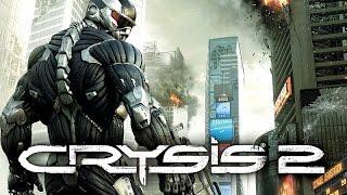 """Фильм """"CRYSIS 2"""" (полный игрофильм, весь сюжет) [1080p]"""