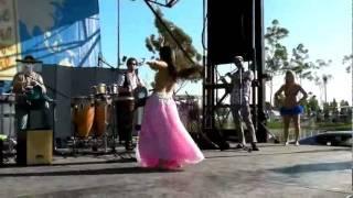 "Naked Rhythm Live Beverly Taylor ""Jade"