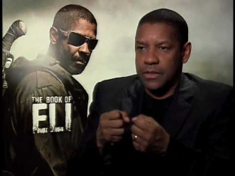 The Book Of Eli -  Denzel Washington Interview