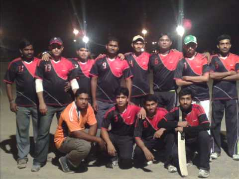 FUJAIRAH ELEVEN'S CRICKET TEAM.wmv