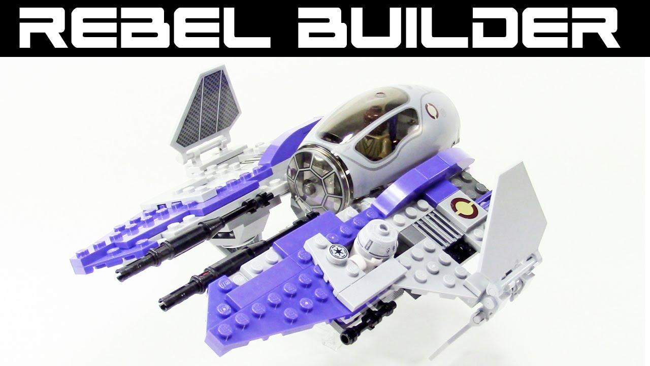 LEGO Star Wars Jedi Interceptor Alternate Color! Set 75038 ...