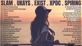 Download lagu Slam - Ukays - Exist - Xpdc - Spiring [Lagu Slow Rock Malaysia 90an Terbaik - Rock Kapak Lama]