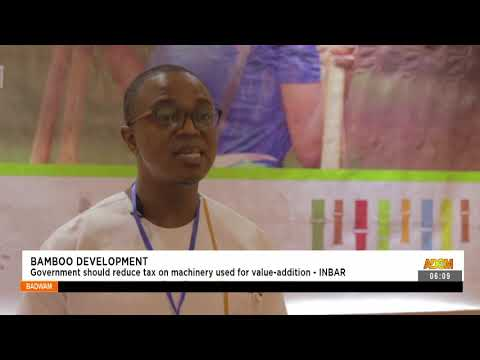 Government should reduce tax on machinery used for value addition - INBAR- Adom TV (15-9-21)