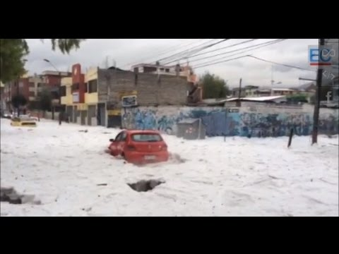 Quito Hail Deluge & Ship Rescued from Antarctic Summer Ice | Mini Ice Age 2015-2035 (54)