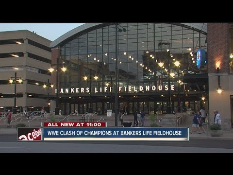 WWE Clash of the Champions at Bankers Life Fieldhouse Sunday