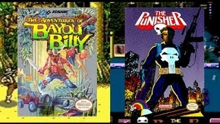 AVGN (И Pat NES Punk) — Bayou Billy / The Punisher — Rus-Reploid