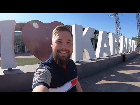 VLOG: г. Караганда, Казахстан