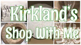 KIRKLAND'S | SHOP WITH ME | HOME DECOR | SALES