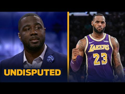 The Clippers will drive LeBron to be the 'best he's ever been' — Chris Haynes | NBA | UNDISPUTED