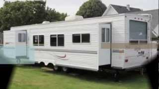 2003 Jayco Eagle Cove Travel Trailer in Combined Locks, WI