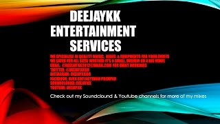 Ghana Gospel 2015 Praises Mix by DeejayKK