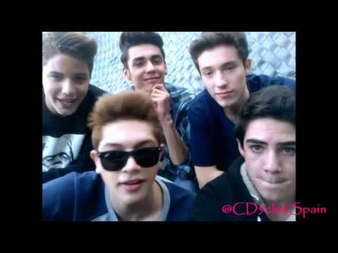 CD9   Twitcam 30-07-13 (by @CD9clubSpain)