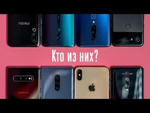 Этот смартфон снимает как «зеркалка»