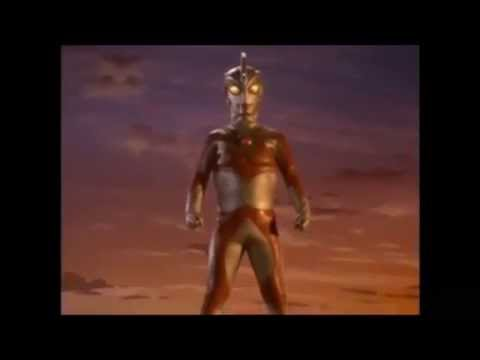 ultraman ace theme (fan video/tribute/re-make)