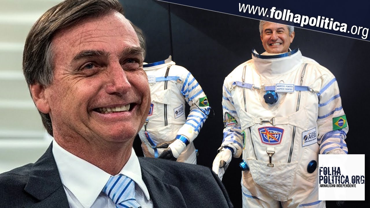 Marcos Pontes faz pronunciamento sobre inovações tecnológicas para o Brasil - Governo Bolsonaro