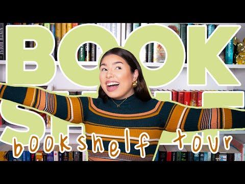 📚 bookshelf tour 2021 (200+ books!) // showing you every book i own