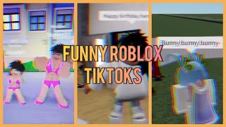 Funny Roblox TIKTOK Compilation #1