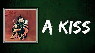 Celeste - A Kiss (Lyrics)