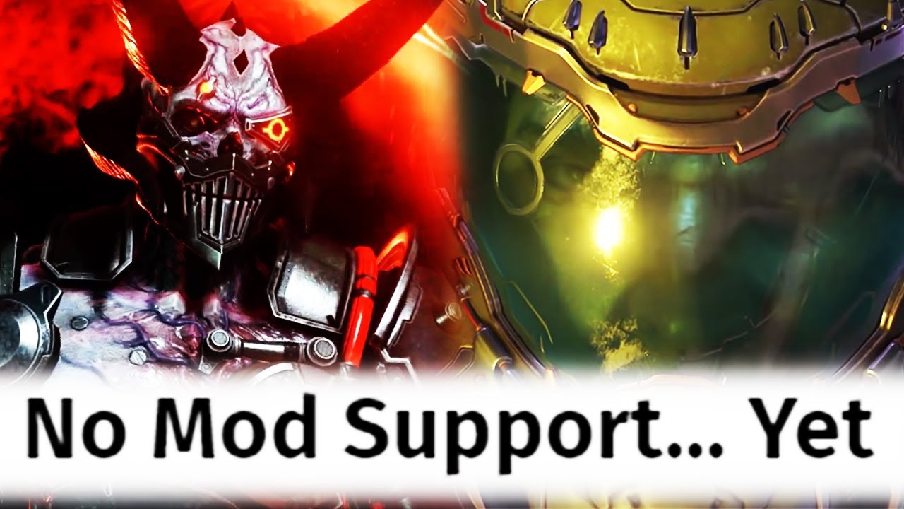 Doom Eternal Will Not Support Mods....... Yet thumbnail
