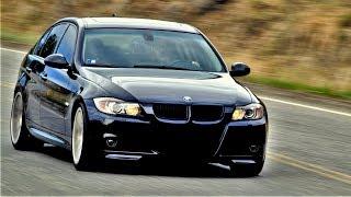 BMW E90 330i 258л.с. ВАЛИТ БОКОМ ЛУЧШЕ ЯПОНЦЕВ !