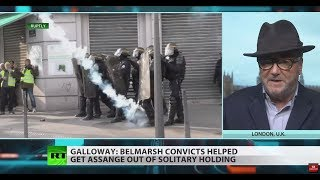 Likely France banned grenades because they ran out of stock – Galloway