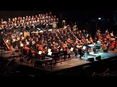 Ennio Morricone - HD Live Mediolanum Forum 2-12-2017