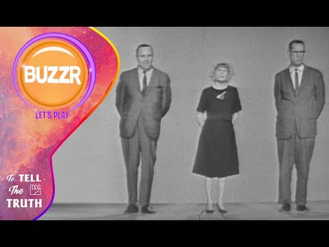 To Tell The Truth 1964 Which Contestant Wrote a Song for Elvis Presley? | Buzzr