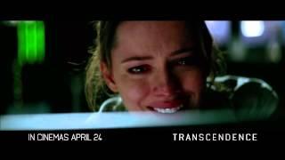 Transcendence International TV SPOT 1 (2014) - Johnny Depp Sci-Fi Movie HD
