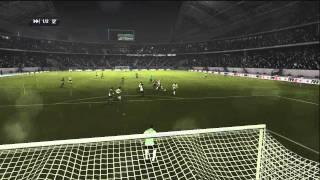 Clem & Enzo - Gameplay commenté sur Fifa 12