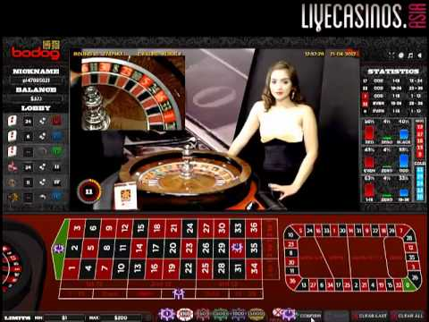 Bodog Roulette