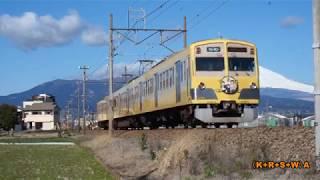 2020年1月30日の伊豆箱根鉄道駿豆線
