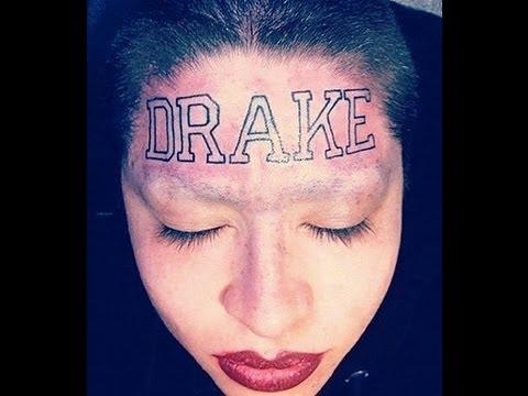 Worst Tattoo Ever? (Drake)
