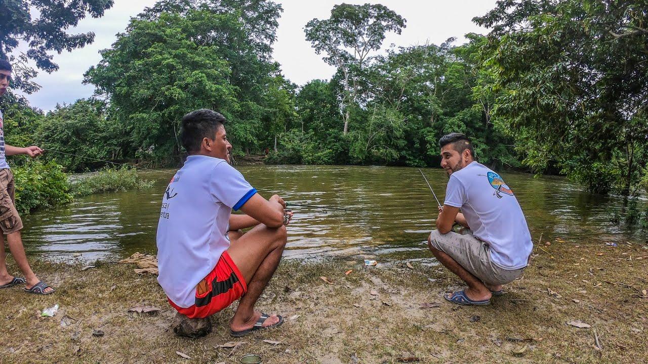 Volviendo de Nuevo a la Pesca y Cocina de Tilapias, Robalo y Mas