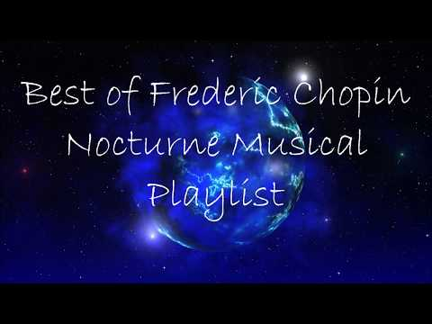 90 minutes Relaxation Music - Best of Frederic Chopin Nocturne Classical Compositions