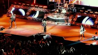 Kiss live in Moscow MultiCam 01-05-2017