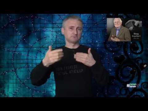 A számitógép egér feltalálója a Douglas Engelbart volt.