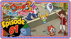 Yo-Kai Watch 3 Sushi and Tempura - Episode 1 | Chapter 1 + Giveaway! [Nintendo 3DS Gameplay]