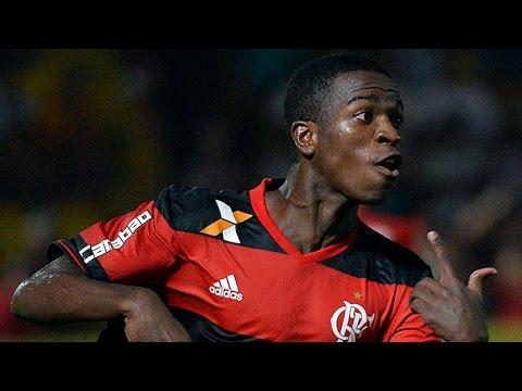 Así juega Vinicius Junior, nuevo jugador del Real Madrid