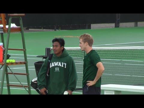2009 04 14 USC Vs UH college tennis 1080AVCHD