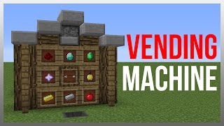 Video Minecraft 1.12: Redstone Tutorial - Vending Machine V2 (60fps) download MP3, 3GP, MP4, WEBM, AVI, FLV Desember 2017