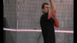 Volleyball Spiking Tips for Hitting a Volleyball Hard with Power