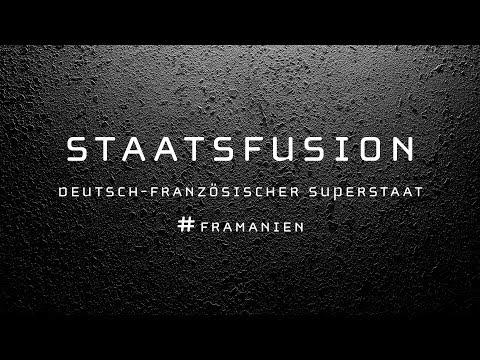 FRAMANIEN, der neue deutsch-französische Superstaat