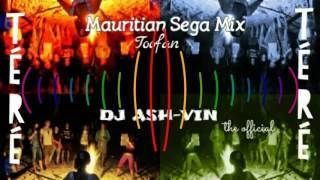 Mauritian sega mix - Toofan téré~téré le clip officiel #DJ ASH-VIN